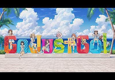 【デレステ】5周年記念!「Go Just Go!」アニメPV【アイドルマスター】
