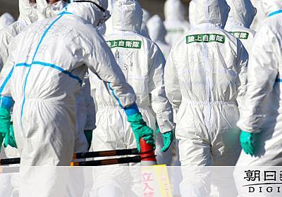 岐阜で22カ所目の豚コレラ 県内の過半数が殺処分に:朝日新聞デジタル