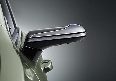 レクサスのサイドミラーがデジカメ化。シーンに応じて画角を自動調整してくれる! | ギズモード・ジャパン