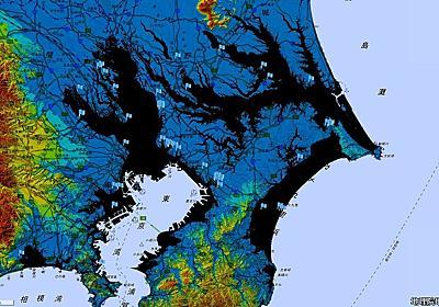 突如現れた「黒く塗られた東京湾岸地図」、何を意味してる? 答えを知ったツイッター民1.3万人から「恐ろしい」「勉強になった」の声 | アーバン ライフ メトロ - URBAN LIFE METRO - ULM
