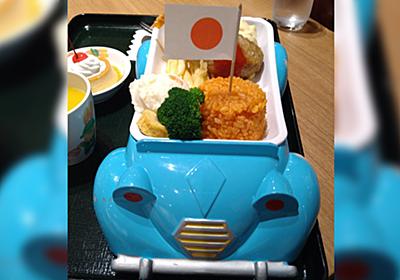 日本橋高島屋で恥を忍んで「大きなお子様の私にもお子様ランチを食べさせて下さい」と頼んだら予想外の回答が返ってきた - Togetter