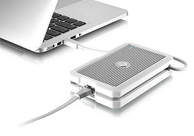 Thunderbolt接続の10GBASE-T LANアダプタが店頭販売中 - AKIBA PC Hotline!