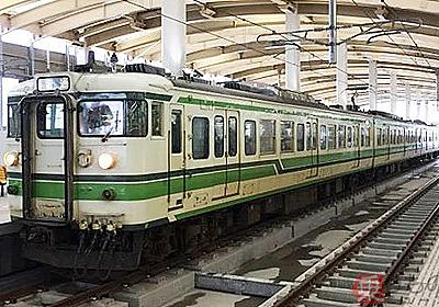 新潟の115系電車、2編成が「二次新潟色」「弥彦色」に JR東日本 | 乗りものニュース