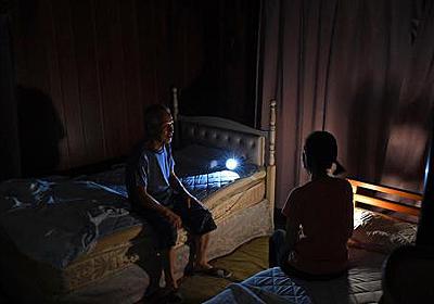 千葉23万戸で停電続く 東電は1万1000人態勢で作業 - 毎日新聞
