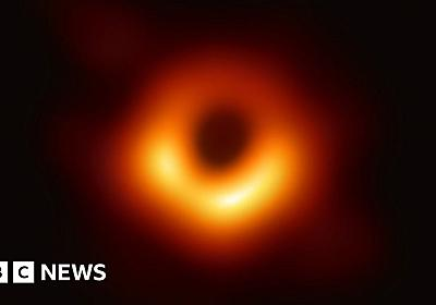 First ever black hole image released - BBC News