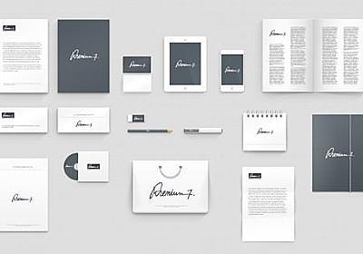 憧れのブランドをつくる、コンセプトデザイン用無料PSDモックアップ素材 - PhotoshopVIP