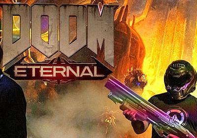 人気FPS「Doom Eternal」がチート対策プログラムを導入して炎上、その理由とは? - GIGAZINE