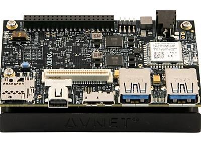 名刺大FPGA開発ボードの後継モデルを発売、新たに無線モジュールを追加 - MONOist(モノイスト)