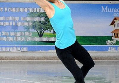 ソチ五輪用 練習拠点公開  | フィギュアスケート研究本