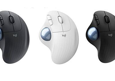 ロジクール、Bluetooth/USBレシーバ両対応のトラックボールマウス 〜ロングセラーモデル「M570」が10年ぶりにリニューアル - PC Watch