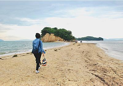 船旅に憧れて、瀬戸内海に浮かぶ小豆島へ Part5 - ワンコと楽しむ、気ままなキャンプ旅