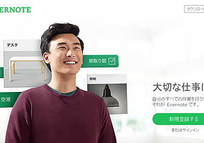 Evernoteのビックニュースに触発されて試した「Evernote for Salesforce」 - Enterprise Apps Now