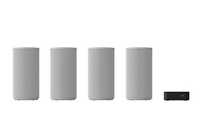 ソニー、新機軸のホームシアター提案 スピーカー4本で「360度の立体音響」 - ITmedia NEWS