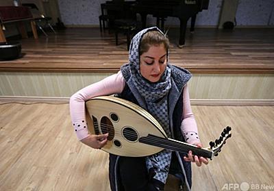 国境超えて中東つなぐ弦楽器、オリエンタルリュート イラン 写真15枚 国際ニュース:AFPBB News