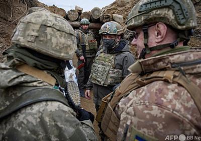 米、ウクライナ国境のロシア軍増強に「懸念深めている」 写真10枚 国際ニュース:AFPBB News
