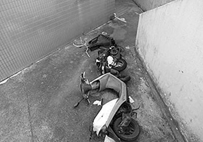 【バイク盗難】バイクの窃盗犯を捕まえた。①バイクの盗難事件発生 | モバイルやIT機器を活用するSINのモバイル修行3rd 復活編
