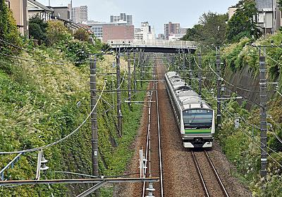 中央線だけじゃない 横浜線の長~い直線区間できたワケ 橋本~町田で「何かを避けた」?   乗りものニュース