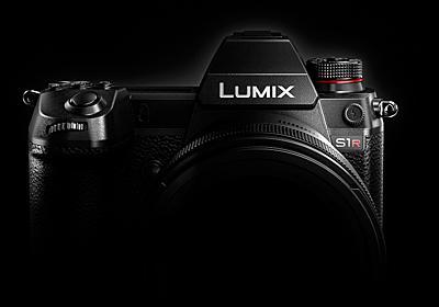 パナソニック、フルサイズミラーレス「LUMIX S」を3月末に発売 - デジカメ Watch