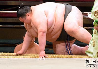 歴代最重量292キロの力士引退「がりがりになりたい」:朝日新聞デジタル