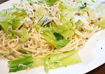 しらすとキャベツのスパゲッティ by JuicyPeach 【クックパッド】 簡単おいしいみんなのレシピが301万品