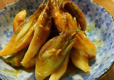 おばあちゃん直伝 みょうがの味噌漬け! レシピ・作り方 by みかんおれんじ3907|楽天レシピ