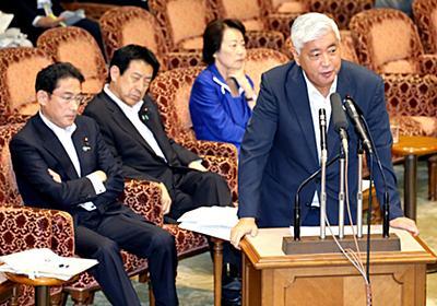 「議員辞職ものだ」 武藤氏発言問題、自民内からも批判:朝日新聞デジタル