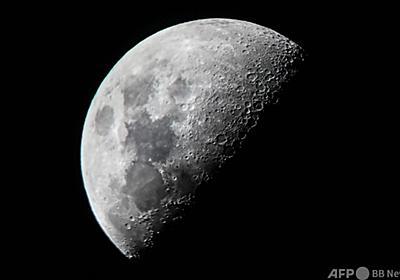 ロシアと中国、月ステーション共同建設の覚書を締結 写真1枚 国際ニュース:AFPBB News