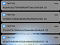 Twitterで謎の通知が多発、原因はアプリ内部向け通信の可視化バグ - Engadget 日本版