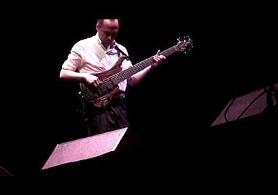 Squarepusher - Solo Electric Bass, full concert