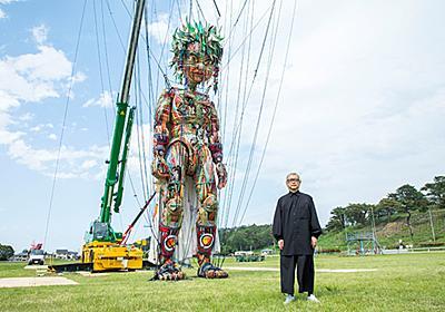 巨大人形・モッコが東北からTOKYOへ。箭内道彦さんが語る「復興五輪」 - 東京オリンピック・パラリンピックガイド - Yahoo! JAPAN