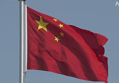 中国 陽性でも無症状は感染者に加えず 感染拡大に懸念の声 | NHKニュース