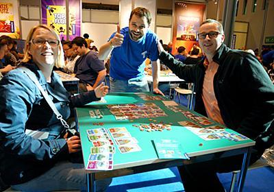 ドイツはボードゲーム大国 国民性とマッチ、大量の新作:朝日新聞デジタル