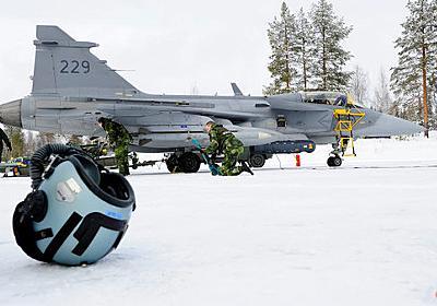 異次元の「早さ」どう実現? スウェーデン戦闘機「グリペン」のひと味違う設計思想 | 乗りものニュース