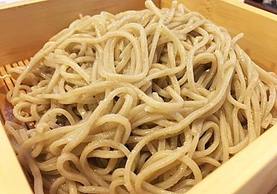 蕎麦を塩とオリーブオイルで食べるという革命…京都で「十割そばカフェバー」の斬新な旨さに驚いた - ぐるなび みんなのごはん