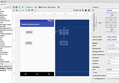 Android最新技術動向(AndroidStudio2.2編) | NTTテクノクロスブログ
