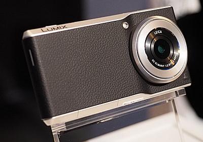 パナソニックLUMIX CM1発表。2000万画素1インチセンサ搭載、4K動画撮影やLTE対応のAndroidデジカメ - Engadget Japanese