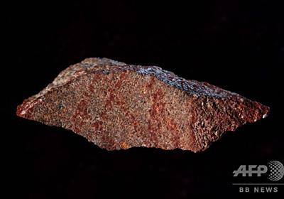 先史時代の「ハッシュタグ(#)」 世界最古の描画か 研究 写真1枚 国際ニュース:AFPBB News