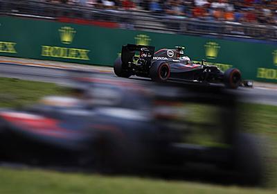 ホンダ、F1ベルギーGPで7トークンを費やしたアップグレードを投入