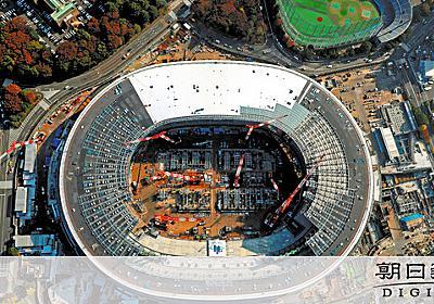 五輪開閉会式、39億円増額 演出を概算したら予算超過:朝日新聞デジタル