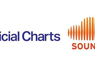 SoundCloudの再生数を、英国の音楽チャートが合算。音楽ストリーミングで進化するチャートの構造 | All Digital Music