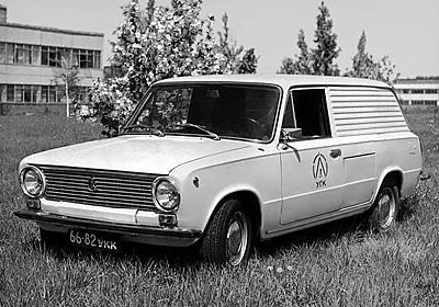 EV時代幕開けの40年前、冷戦下のソ連ではバッテリーで走る電気自動車が既に生産されていた - GIGAZINE