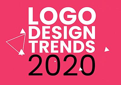 2020年に流行するロゴデザインの最新トレンド10個まとめ | Web Design Trends