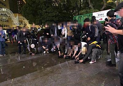 「写真映え」求め迷惑行為 神戸ルミナリエで水まき撮影 - 産経ニュース