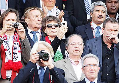 ミック・ジャガーの呪い…ブラジル戦々恐々   OGGIの「毎日がW杯」   コラム   ブラジルW杯 : nikkansports.com