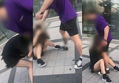 (速報)韓国警察、日本人女性を暴行した映像に映っていた男の身柄を確保=韓国の反応 : カイカイ反応通信