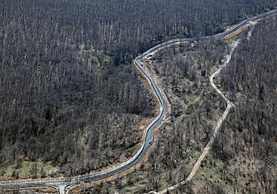 ブルガリア・トルコ国境のフェンス、まもなく完成 警備も強化へ 写真2枚 国際ニュース:AFPBB News